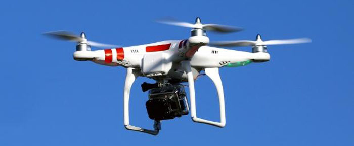How R C Drones Work A Typical Drone Is
